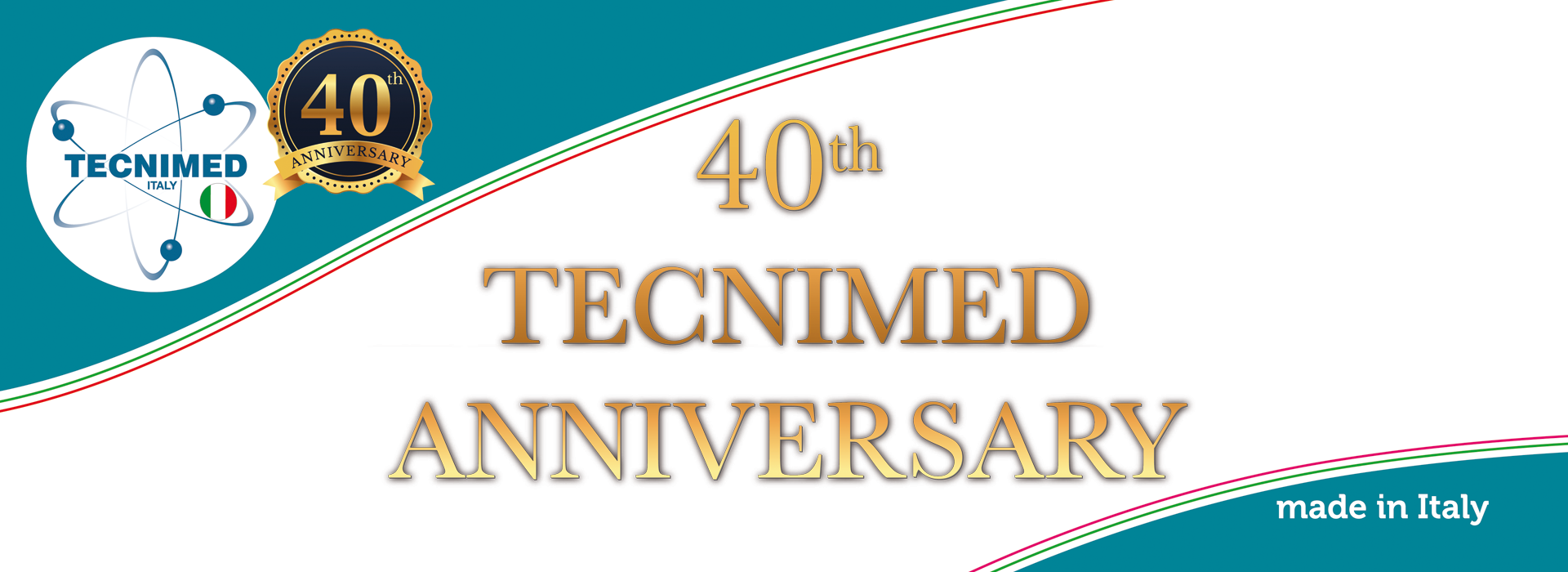 Tecnimed-40th