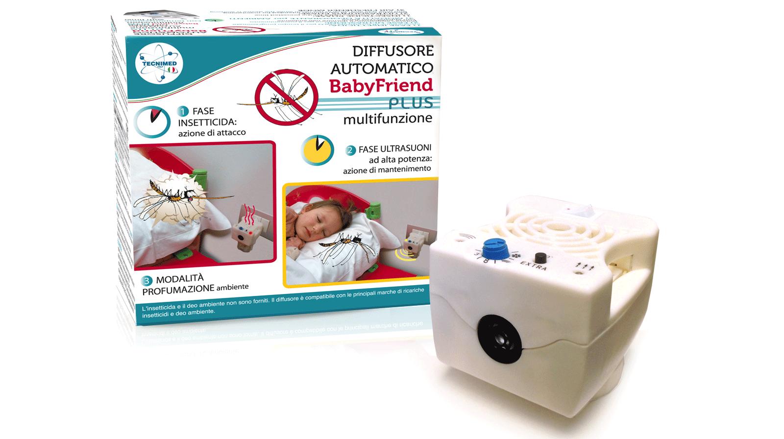 il dispositivo BabyFriend Plus