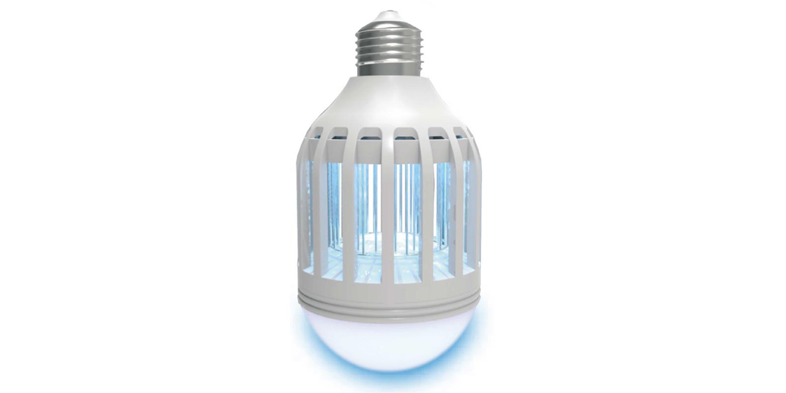 La lampada antizanzare Insect killer lamp